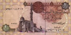 Billete de Egipto