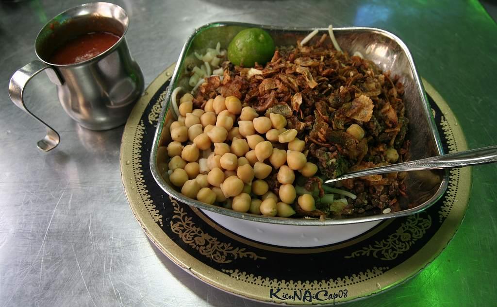 Gastronom a de egipto gu a blog egipto for Verdura tipica romana