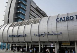 El aeropuerto del Cairo es una de las opciones para llegar al río Nilo.